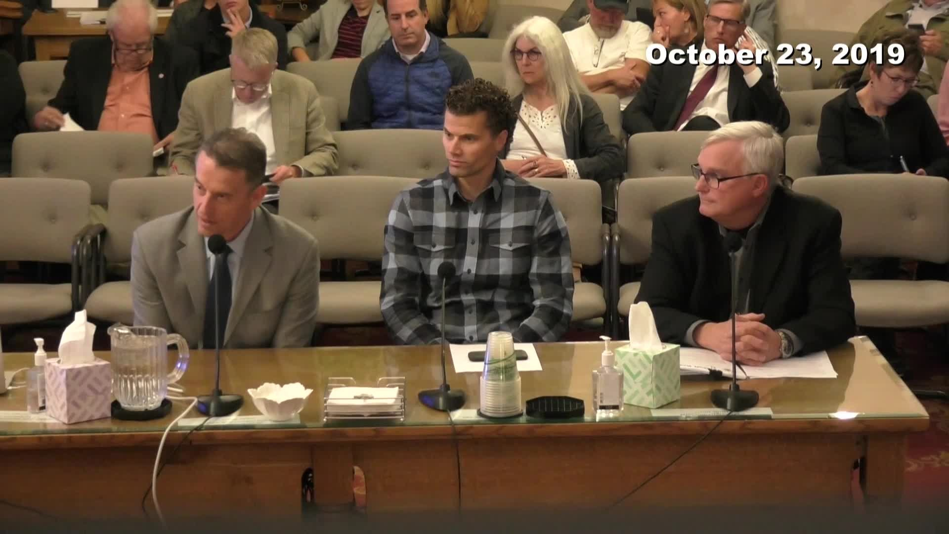 Planning Commission Meeting - 10/23/2019