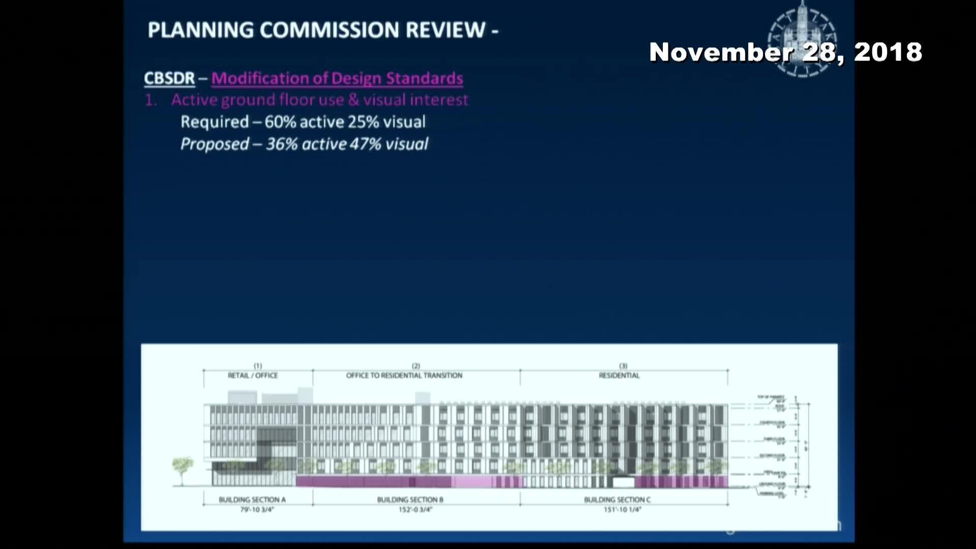 Planning Commission Meeting - 11/28/2018