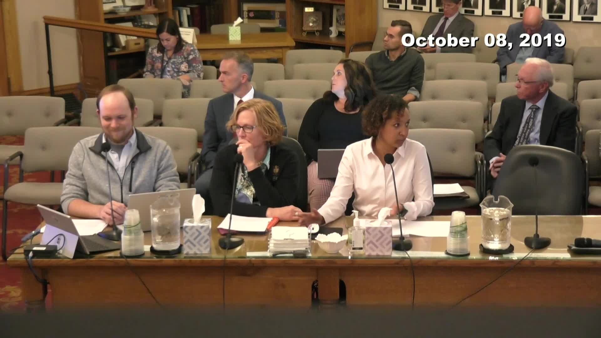 City Council Work Session - 10/08/2019