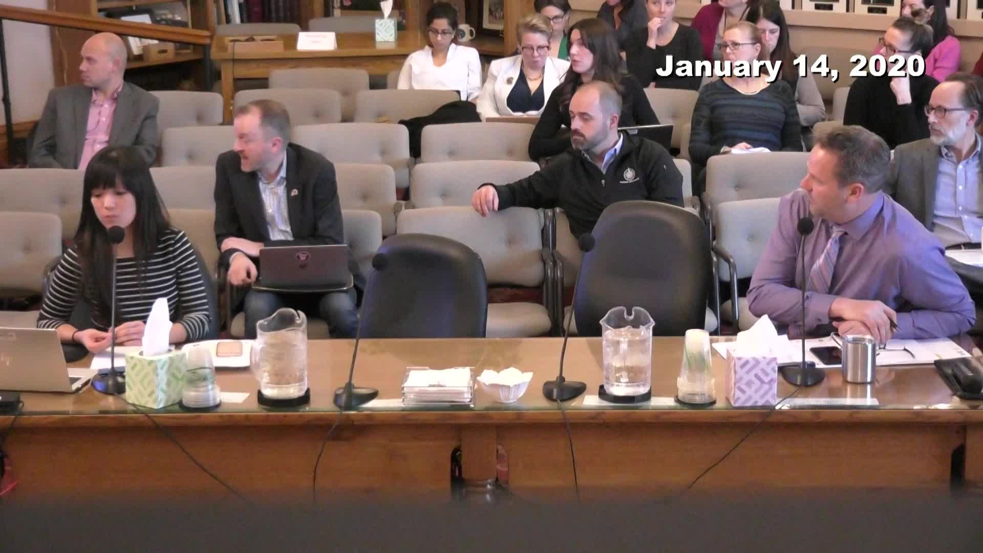 Redevelopment Agency (RDA) Meeting - 01/14/2020