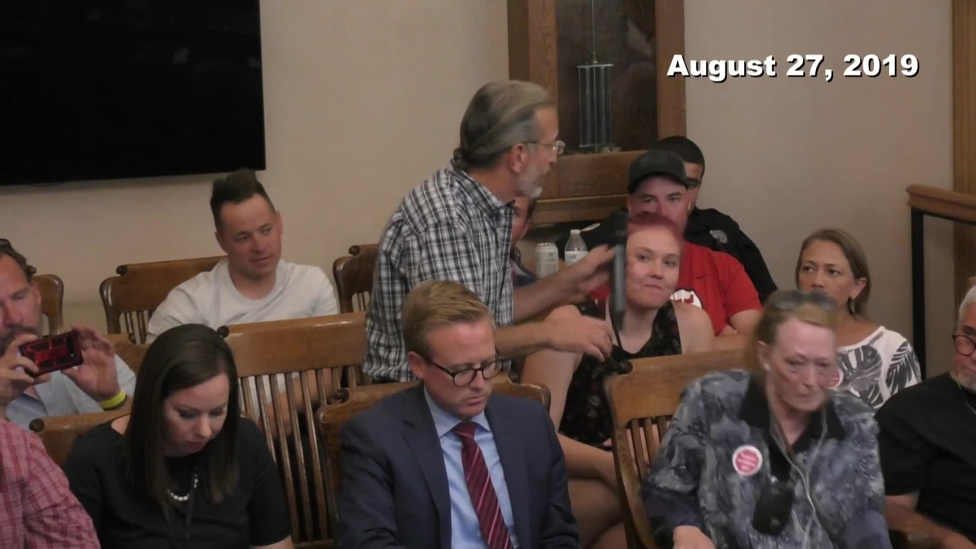 Redevelopment Agency (RDA) Meeting - 08/27/2019